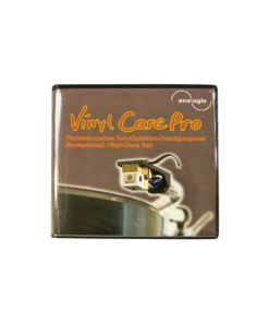 Analogis Vinyl Care Pro - Vinyl plejesæt (Rengøring)