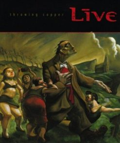 Live ‎– Throwing copper
