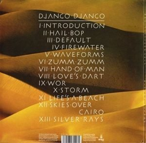 Django Django – Django Django