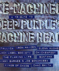Diverse - Re-machined (A tribute to Deep Purple's Machine Head)