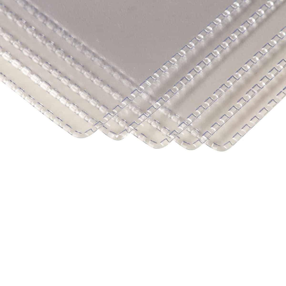 """7"""" Sleeve PVC (0,15 mm) (Sleeves)"""
