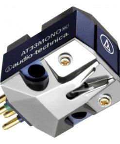 Audio Technica AT33Mono, MC Pick-up