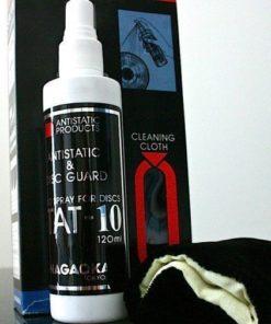 Nagaoka STAT-10 Antistatisk Spray