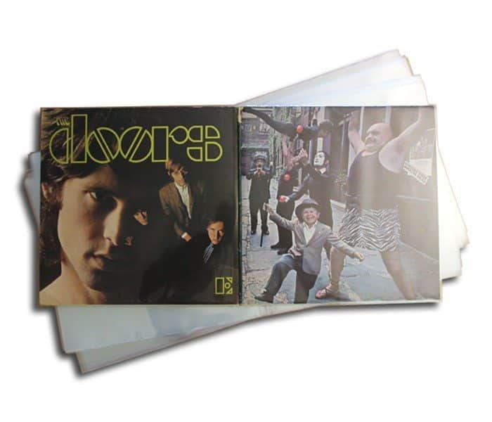 "12"" Gatefold sleeve (0,10 mm) - CPP (Sleeves)"