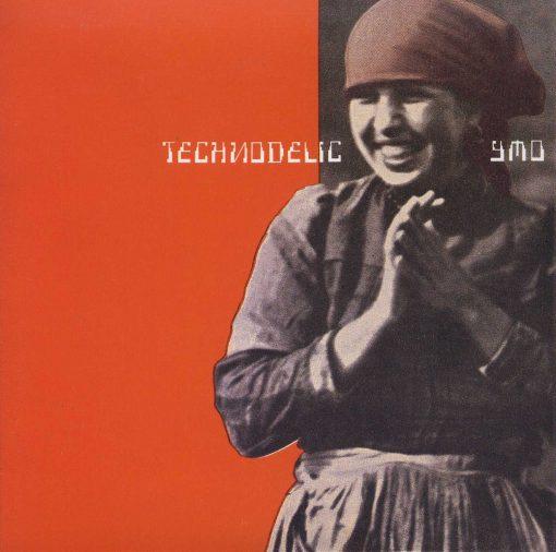 Yellow Magic Orchestra - Technodelic (Vinyl)