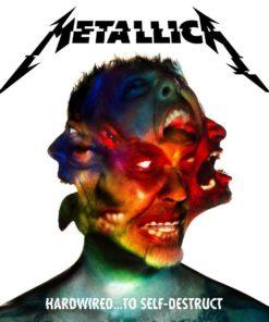 Metallica - Hardwired... To Self-Destruct Deluxe (3LP - Farvet) (Vinyl)