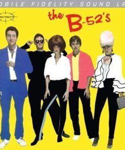 B-52's, The - The B-52's (MOFI) (Vinyl)
