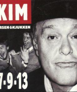 Kim Larsen & Kjukken - 7-9-13 (Vinyl)