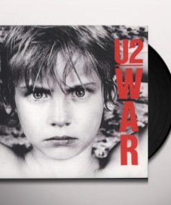 U2 - War (Vinyl)