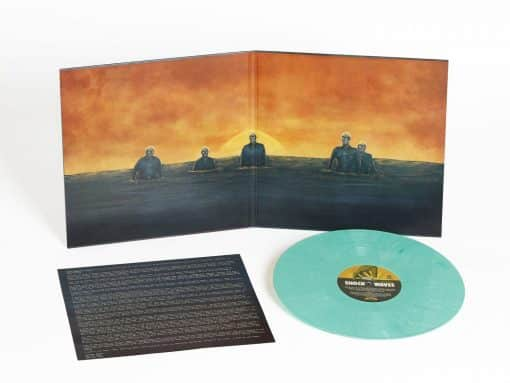 OST - Shock Waves (Vinyl)