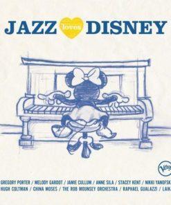 Diverse - Jazz Loves Disney (Vinyl)