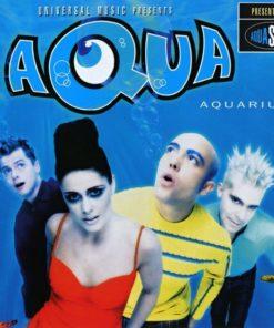 Aqua - Aquarium (Vinyl)