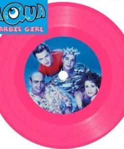"Aqua - Barbie Girl (7"") (Vinyl)"