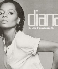 Diana Ross - Diana (The Chic Organization Ltd. Mix) (Vinyl)