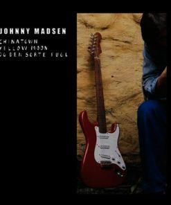 Johnny Madsen - Chinatown, Yellow Moon Og Den Sorte Fugl (Vinyl)