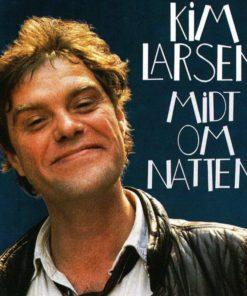 Kim Larsen - Midt Om Natten (Vinyl)