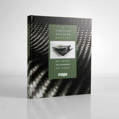 Bog - A Vibration Measuring Machine (Rega Book) (Merchandise)