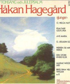 Håkan Hagegård - Aftonsång Och Julepsalm (Vinyl)