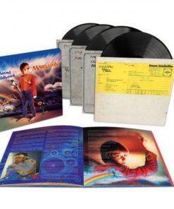 Marillion - Misplaced Childhood (4LP) (Vinyl)