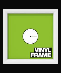 Glorious Vinyl Frame Set (3 stk.) (Hvid) (Væghylder/ophæng/Platforme)