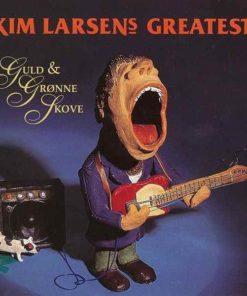 Kim Larsen - Guld & Grønne Skove: Kim Larsen's Greatest (Sort) (Vinyl)