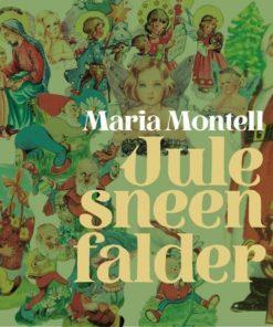"""Maria Montell - Julesneen Falder (7"""") (Hvid) (Vinyl)"""